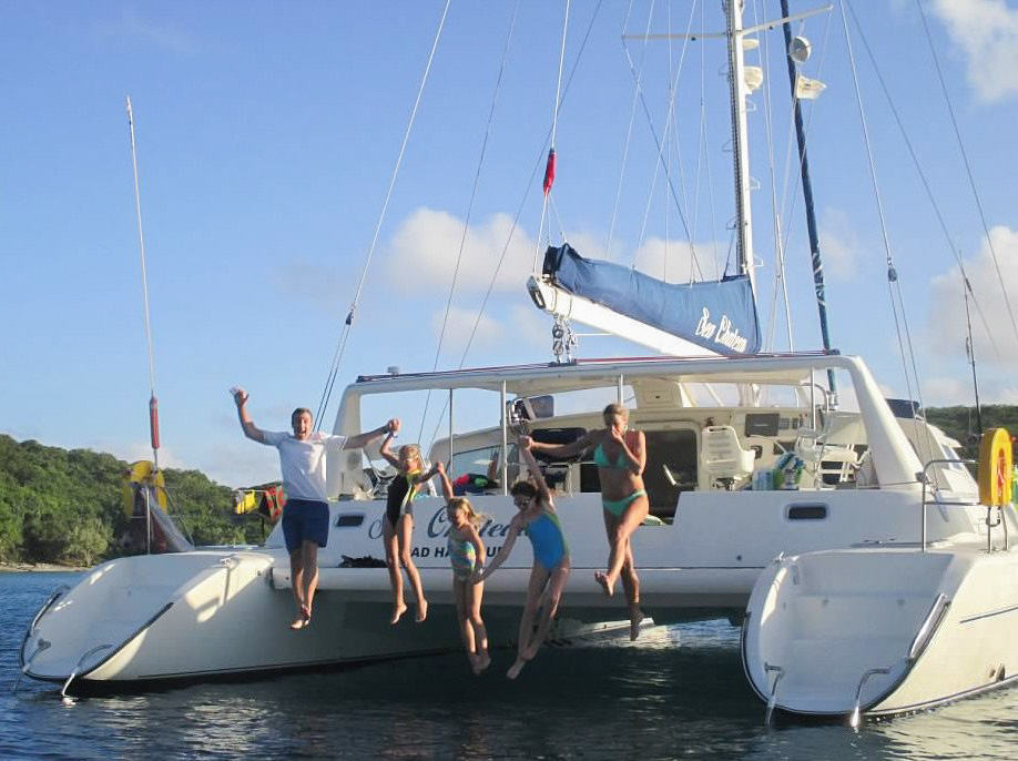 Caribbean Crewed Yacht Charter Vacation