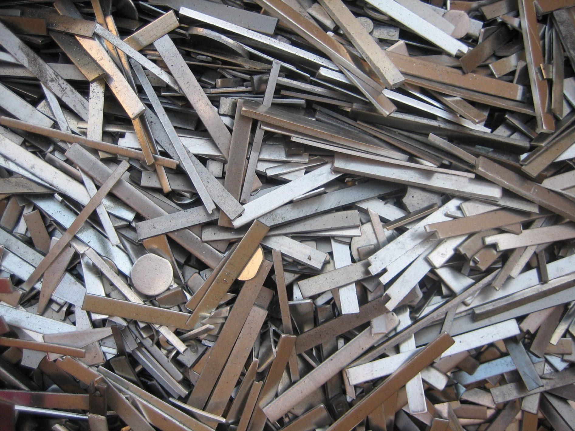 Metal Recycling, Steel, Copper, Tin Recycling | Main Street Fibers ...