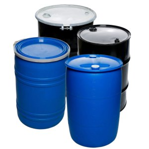 plastic-drums