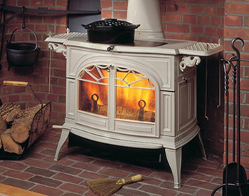 Antique Wood Burning Stove In Vt Very Cool Site