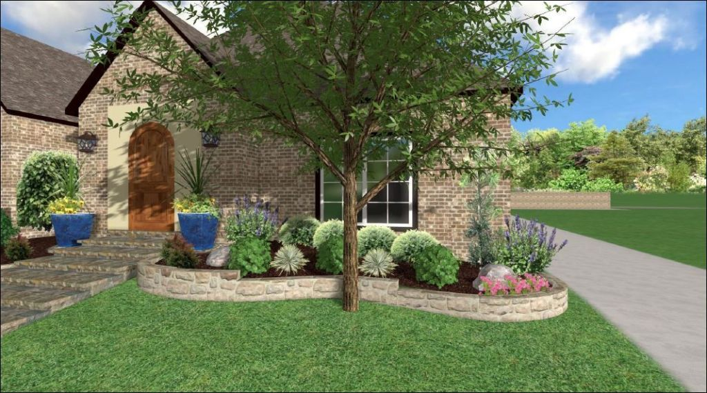 Landscaping Your New Home in North Dallas