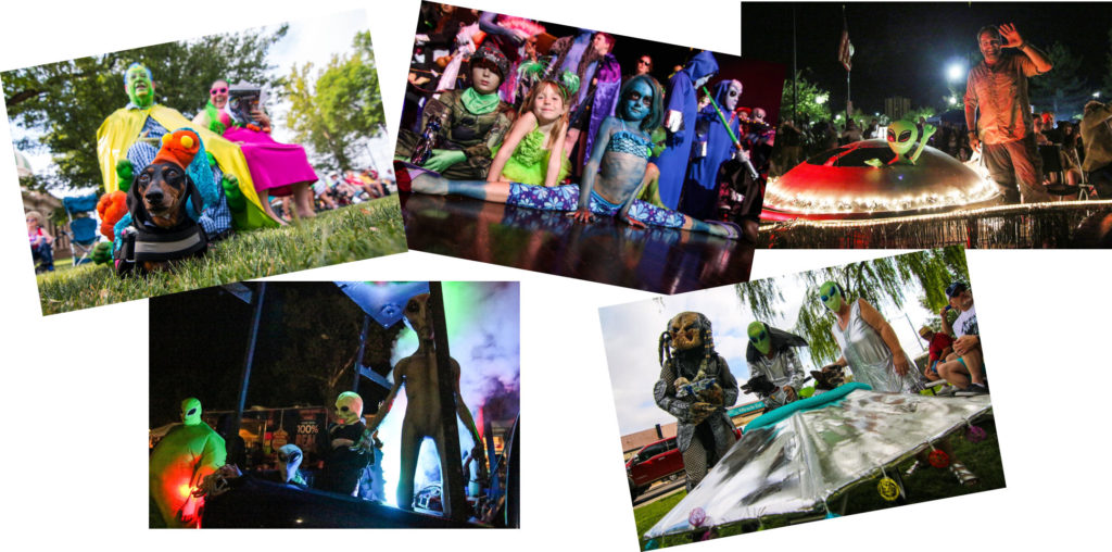 2019 UFO Festival - MainStreet Roswell, New Mexico