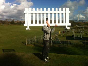 pvc fencing pvc gates
