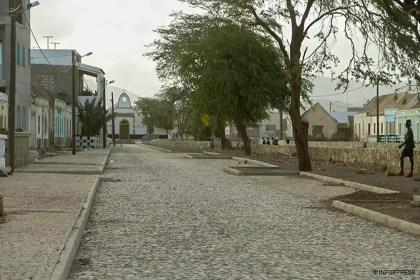 May: Câmara resumes urban and environmental renovation works in the village of Calheta