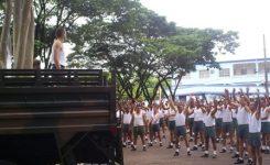 Exército realiza Corrida da Paz em Dourados