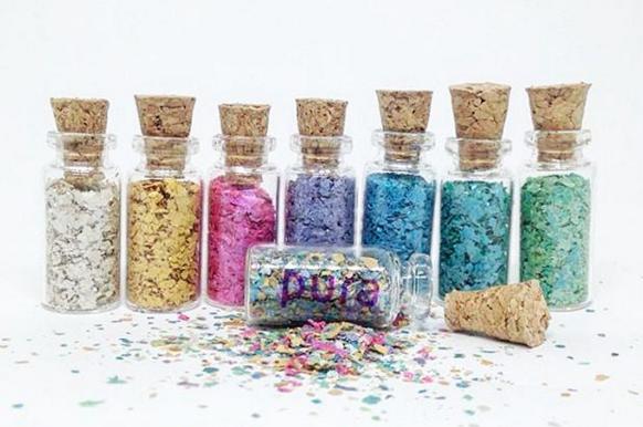 Glitter biodegradável PURA !  Vem conhecer melhor!