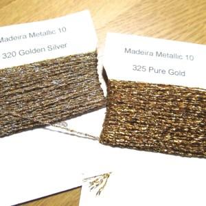 Madeira metallic perle twin pack