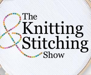 Knitting and Stitching Show logo