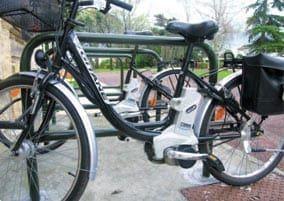 Vélo déplacment doux