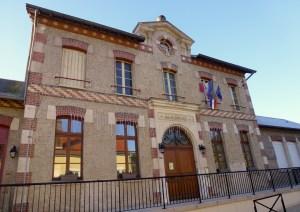 La mairie de La Boissière-École