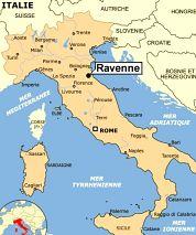 Voyage  Ravenne  Italie