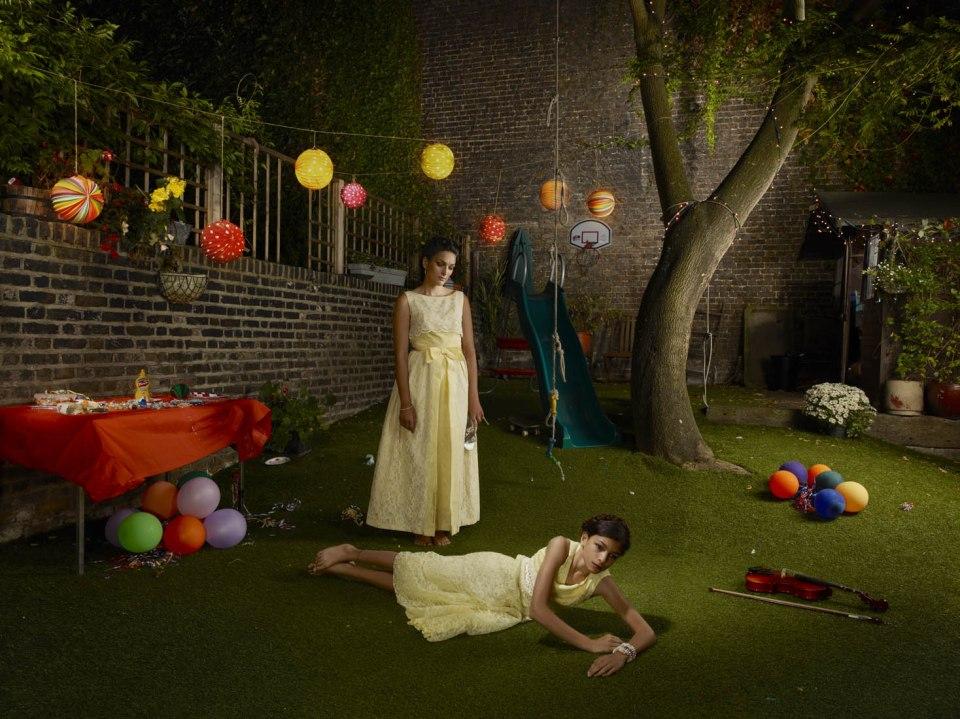 Experienced kids and props stylist. Photographer Julia Fullerton Batten