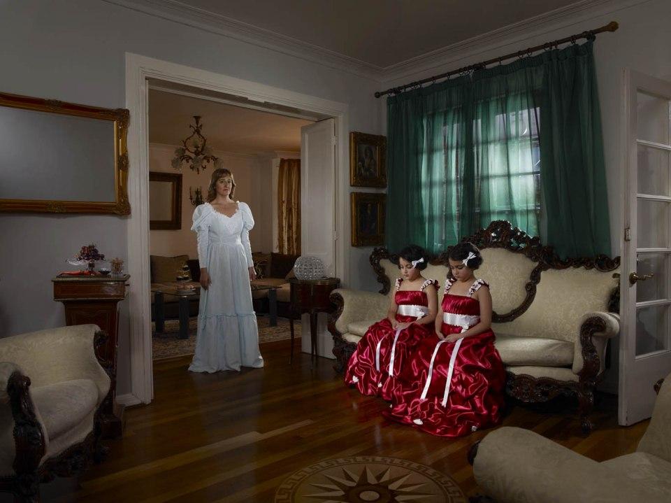 Experienced kids stylist. Photographer Julia Fullerton Batten