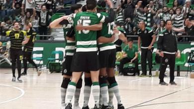 Photo of Voleibol: Sporting nos oitavos de final da Taça Challenge