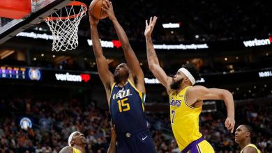 Photo of Utah Jazz garantem play-offs da NBA sem jogar