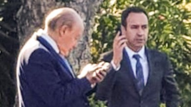 Photo of Pinto da Costa e António Salvador almoçaram juntos antes do Sp. Braga-FC Porto