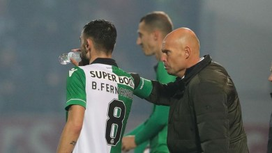 Photo of Marcel Keizer: «Bruno Fernandes? Vamos decidir amanhã»