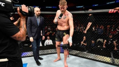Photo of Alexander Gustafsson anuncia aposentadoria do MMA