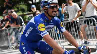 JULIAN ALAPHILIPPE VENCE TERCEIRA ETAPA DO TOUR
