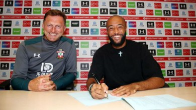 Photo of Southampton renova com Nathan Redmond