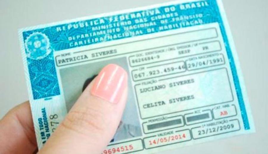 CNH vencida passa a valer como documento de identificação