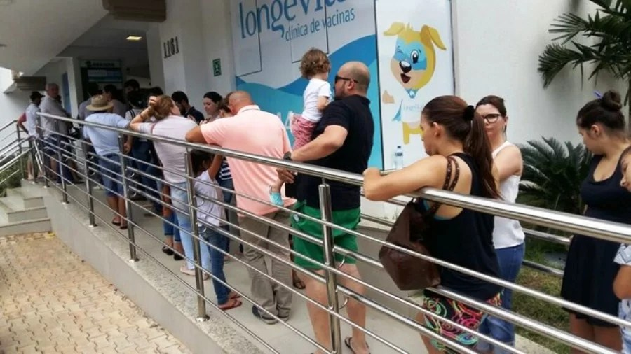 Santa Catarina recebeu 700 mil doses da vacina contra a gripe