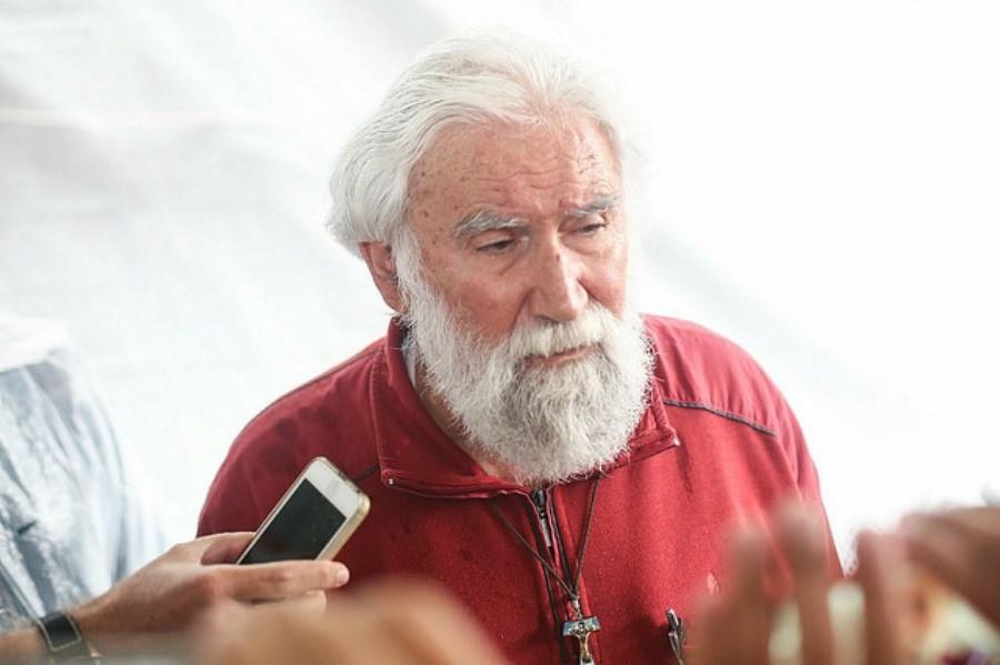 Lula fala de política com Boff