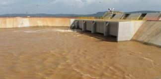 Quando concluída, Transposição do Rio São Francisco beneficiará 12 minhões de pessoas. (Foto: Governo Federal/Divulgação)