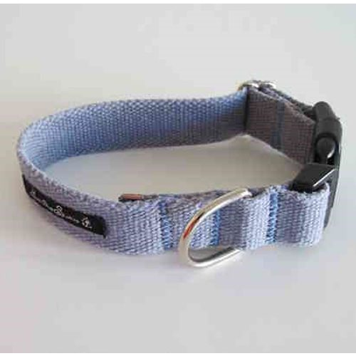 Lavender Hemp Dog Collar