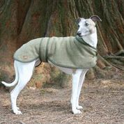 Greyhound Tweed Dog Coat