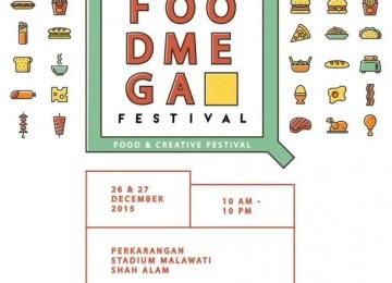 Food Mega Festival 2015 | Stadium Shah Alam