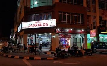 Restoran Nasi Arab Qasar Balqis | Setapak