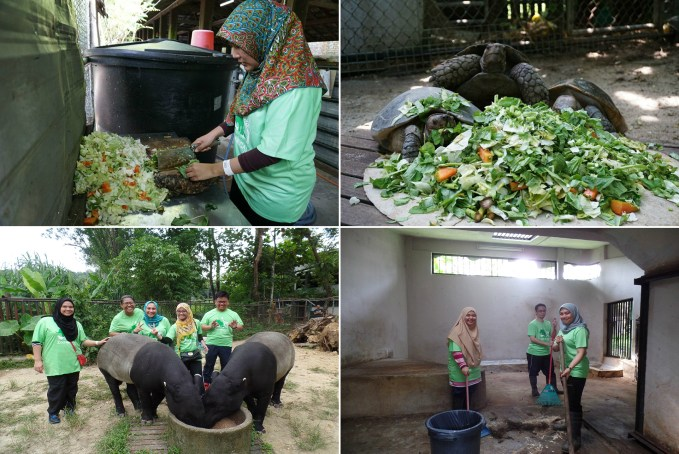 Aktiviti di Zoo Negara Malaysia