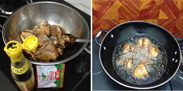 cara masak nasi ayam simple - Image 5