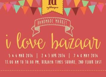 Bazar Barang Buatan Tangan | I love Bazaar