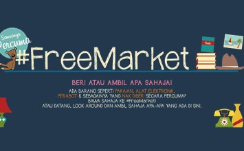 11 Free Market Bulan Mac 2016