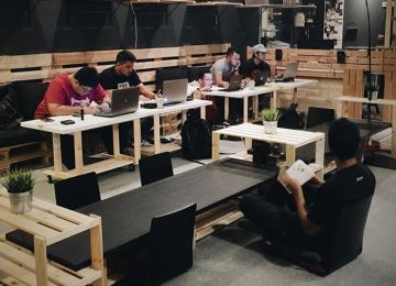 Hour Loft Shah Alam | Ruang Co-Working yang Produktif