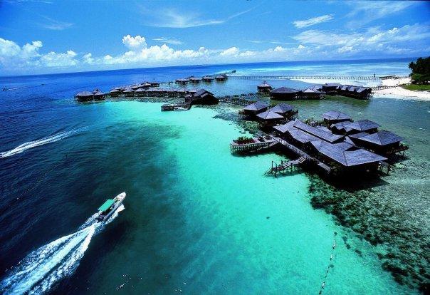 tempat percutian menarik di malaysia