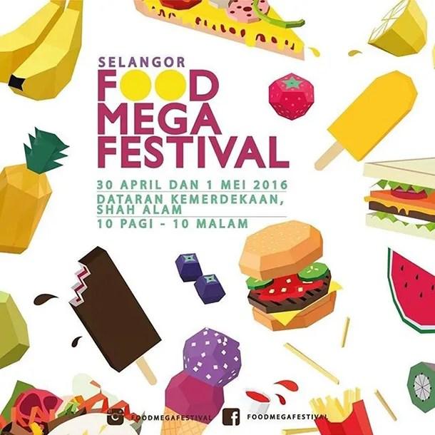 Food Mega Festival 2016 - Image 1