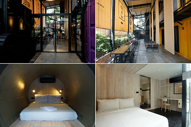 The Container Hotel Kuala Lumpur - 2
