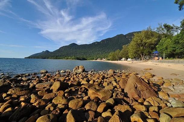Pantai Damai Sarawak