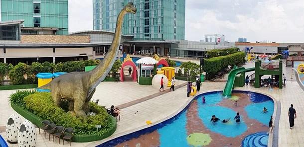 Dinosaur Alive Water Theme Park Johor Bahru
