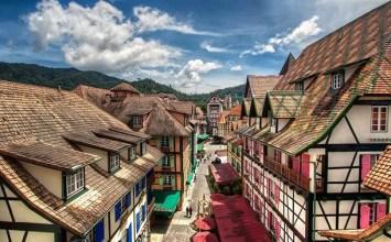 10 Tempat Menarik Di Bukit Tinggi Pahang | Percutian Dingin Ala Perancis