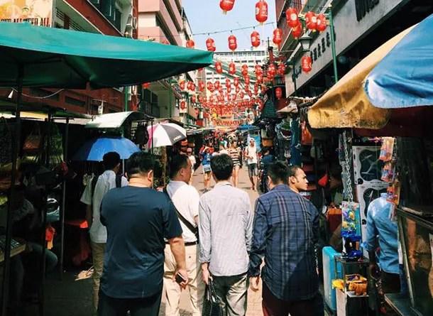 China Town Kuala Terengganu