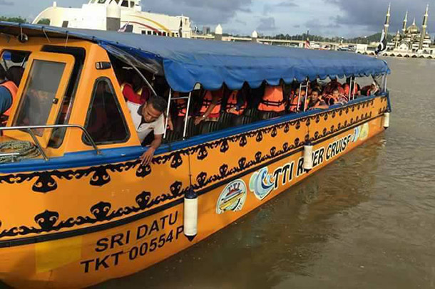 River Cruise Taman Tamadun Islam