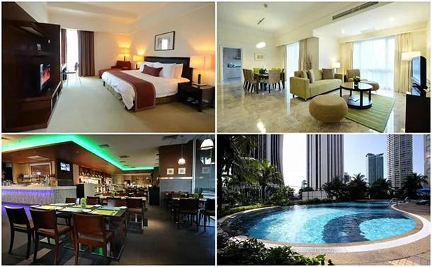 PNB Perdana Hotel KLCC- Room Image