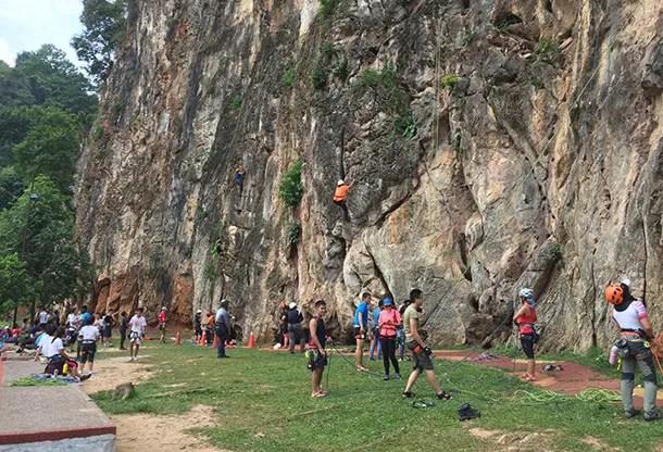 Gua Damai Xtreme Park