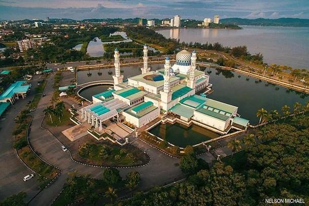 Masjid Kota Kinabalu