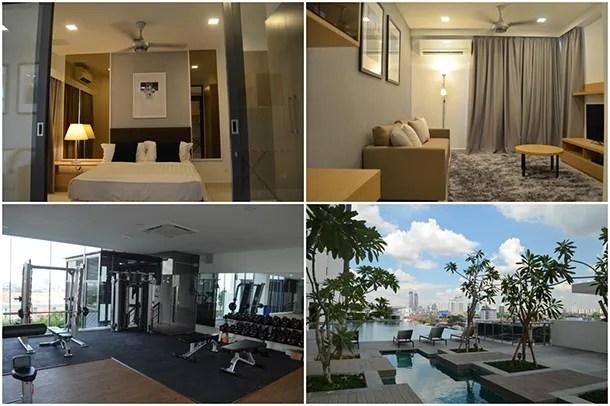 1 Tebrau Suites Johor Bahru - Room Image