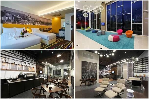 Amerin Boutique Hotel Johor Bahru - Room Image